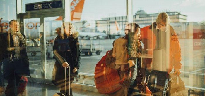 carta para reclamar daños en maletas y equipaje durante un vuelo
