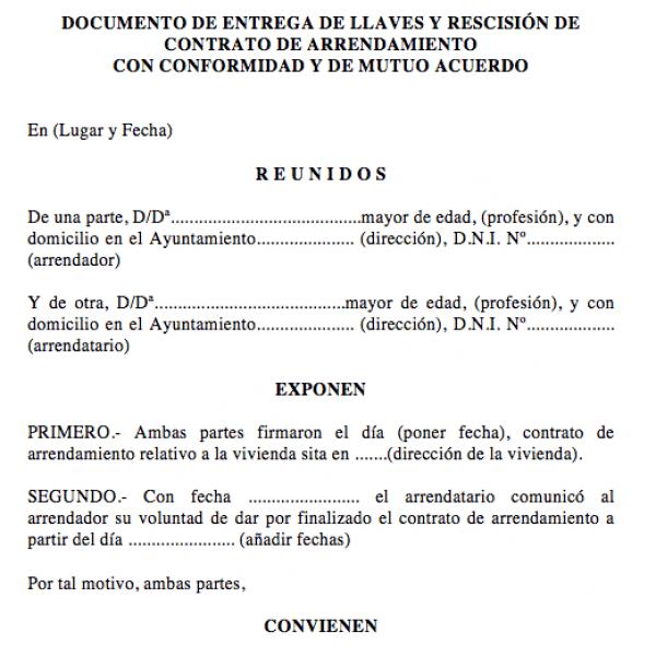 documento-fin-contrato-alquiler-mutuo-acuerdo