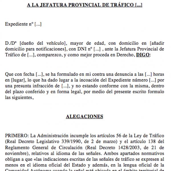 recurso-multa-rotular-solo-en-catalan-euskera-gallego