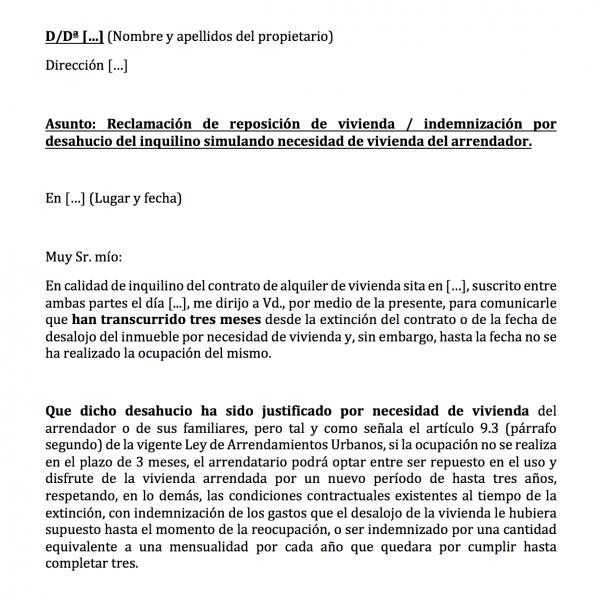 modelo-reclamacion-indemnizacion-por-necesidad-vivienda