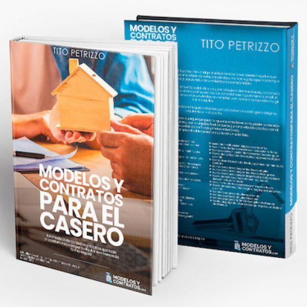 Portada ebook «Modelos y Contratos para el casero».