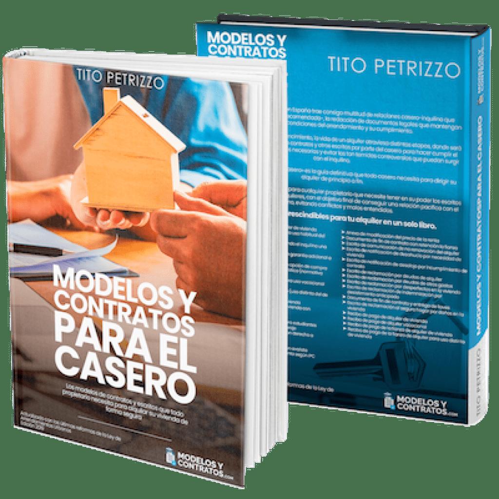 Modelos de contratos para el alquiler (Ebook).