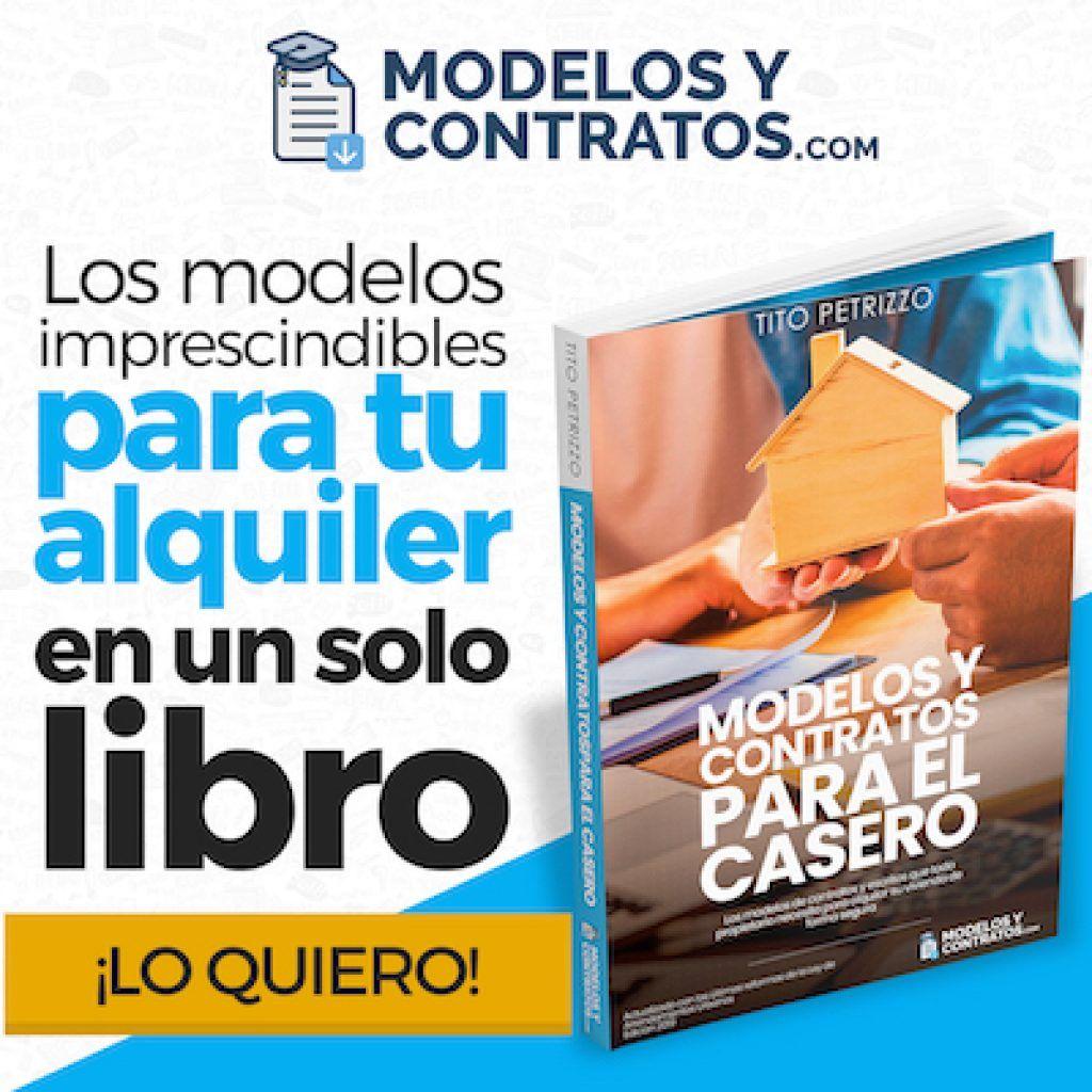 Descargar ebook «Modelos y Contratos para el casero».